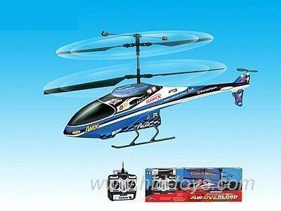 带摄像头的阿帕奇直升飞机